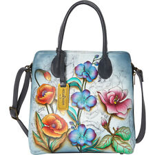 Anuschka Floral Fantasy Med. Expandable Convertible Tote, 551-FFY (25% OFF!)