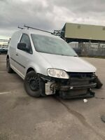 VW Caddy Spares or Repair 1.9TDI