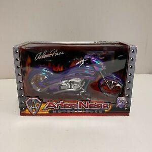 Iron Legends Arlen Ness 1/6 Scale Replica Custom Motorcycle Toy Zone (99203)