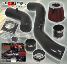 """2.75"""" Cold Air Intake Kit Black For 02-06 Nissan 350Z Infiniti G35 Fx35 Z33 V35"""