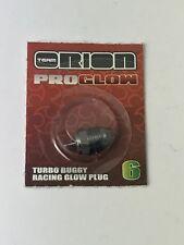 Bougie turbo n°6 Team Orion 88855 ProGlow Turbo  – TT 1/8ème