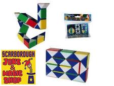 MINI Puzzle Serpente Cubo VIOLINO giocattolo Fidget Ragazzi Ragazze Festa Di Compleanno Borsa Filler