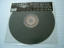 "KLAXONS Magick (Simian Mobile Disco Mix) etched 12"" vinyl single"