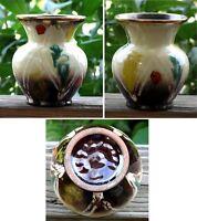 "Carstens Tonnieshof  Vase Ceramic Pottery Vintage 4-1/4"""