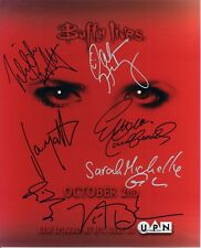 BUFFY THE VAMPIRE SLAYER CAST AUTOGRAPHED SIGNED A4 PP POSTER PHOTO 8