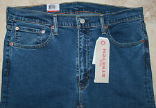 LEVI'S 519 men's Jeans extreme skinny FIT W36 L32 NEW WITH TAGS