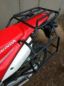Honda CRF250L Rack luggage system CRF250 L Rally  Rear Rack Side Carrier