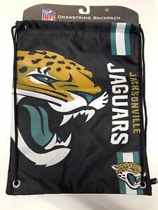 NFL Jacksonville Jaguars Drawstring Gym Bag