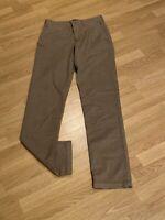 Men's American Eagle Khaki Slim Straight Next Level Flex Chino Pants - 29 x 34