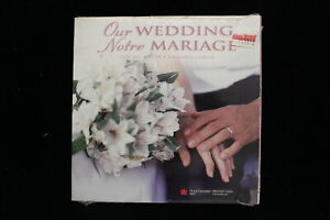 """2004 Canada. 7 Coin Uncirculated RCM Set. """"Our Wedding"""". Mint Sealed. (#10)"""