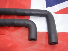 NEW Ford Lotus Cortina 1600cc MK 1 Engine Water System Heater Hoses PAIR 2
