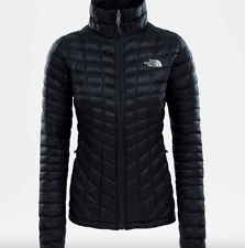 The North Face Women's Thermoball Zip-In Jacket, Black S, New With Tags RRP £160