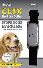 DOG NO BARK COLLAR STOP BARKING - NO ELECTRIC SHOCK!