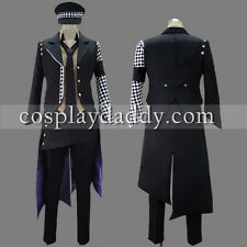 Amnesia Ukyo Japanese Anime Outfit Cosplay Costume Fashion Outfits