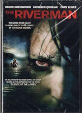 The Riverman (DVD, 2010)  based on serial killer the Green River Killer BRAND NE