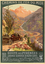 Kunst TU10 Vintage Yorkshire Richmond Railway Travel Framed Poster Re-Print A3/A4 Kunstplakate