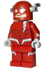 **NEW** LEGO Custom Printed DARK FLASH Super Hero Villain DC Minifigure