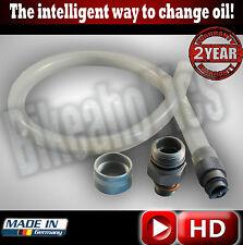 La forma inteligente para cambiar el aceite! Video En ad m12x1.25 Aceite Tapón de drenaje válvula
