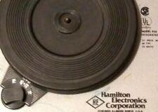 Hamilton Electronics Model 930 Portable Record Player 4 Speed