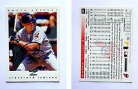 Kevin Seitzer Signed 1997 Score #207 Card Cleveland Indians Auto Autograph