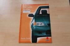 71261) Suzuki Swift Prospekt 01/1998