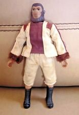 """""""Dr Zaius"""" 1974 Planet of the Apes Action Figure Doll Mego Clothes Boots Vintage"""