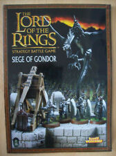 Lord Of The Rings The Strategy Battle Game Supplement Guide Siege of Gondor New
