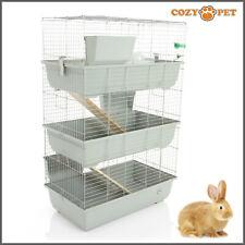 Rabbit / Guinea Pig 3-Tier Cage by Cozy Pet 80cm RB80-T Rat, Chinchilla, Hutch