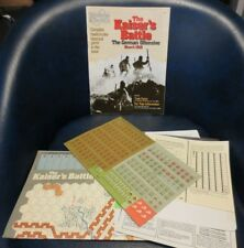 Strategy & Tactics SPI Magazine Game The Kaiser's Battle #83 Unpunched