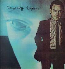 Robert Fripp(Vinyl LP)Exposure-Polydor-EGLP 101-UK-1978-VG/NM