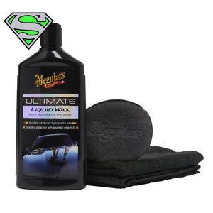 Meguiars Ultimate Liquid Car Wax G18216