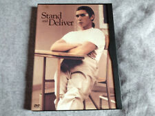 STAND AND DELIVER DVD Edward James Olmos / Made In USA