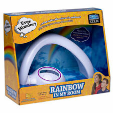 Rainbow In My Room - project a rainbow across your walls with a push of a button