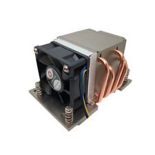 New Dynatron A18 Copper Fin Cooler for AMD AM4 1U W// backplate