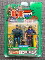 Gi Joe Vs Cobra Spy Troops Sgt Airborne Televiper
