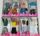 Barbie Ken Complete Fashion Looks clothing packs lot of 2 styles may vary <br/> Listing is only for 2 and will be randomly picked