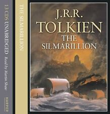 The Silmarillion Gift Set: Gift Set New Audio CD Book J. R. R. Tolkien, Martin S