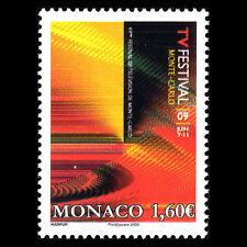 Monaco 2009 - 49th Monte Carlo International Television Festival - Sc 2554 MNH