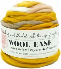 Lion BRAND Wool-ease Roving Yarn Daisy 023032061900