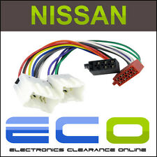Nissan Almera 2003 - 2005 Car Stereo ISO Harness Adaptor Lead Autoleads PC2-76-4