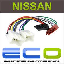 NISSAN Almera 2003 - 2005 Auto Stereo Cavo adattatore cablaggio ISO Autoleads pc2-76-4
