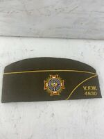 Vintage VFW Member Hat Veterans of Foreign Wars National City California 4630