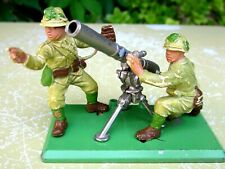 Britains Deetail - Japanese 75mm Gun and 2 Crew