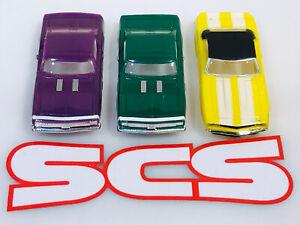 model motoring Tjet Ho Slot Car Body Lot