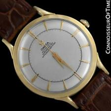 Chronometer 14311 - 18K Gold 1951 Omega Very Rare Vintage Pre-Constellation