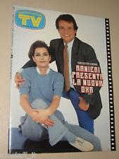 TV SORRISI CANZONI=1989/41=ANNA OXA=MASSIMO RANIERI=ROLLING STONES=JANE BADLER