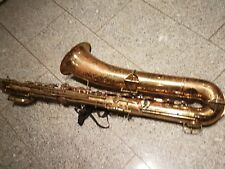 50's THE BUESCHER BARITONE SAX / SAXOPHONE - made in USA