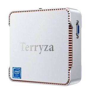 Mini PC 8GB DDREV128GB m-SATA -SSD windows 10pro Intel Celeron N3350