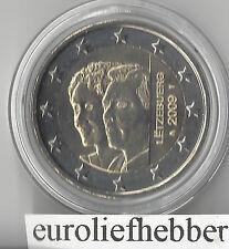 Luxemburg     2 Euro Commemorative   2009  Charlotte  UNC