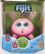 Fijit Friends Yippits Patter Rosa Juguete Niños electrónicos interactivos Mascota